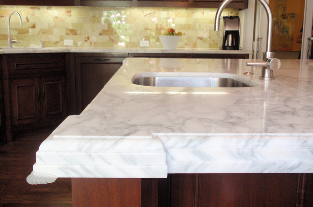 Marble Countertop Style 6