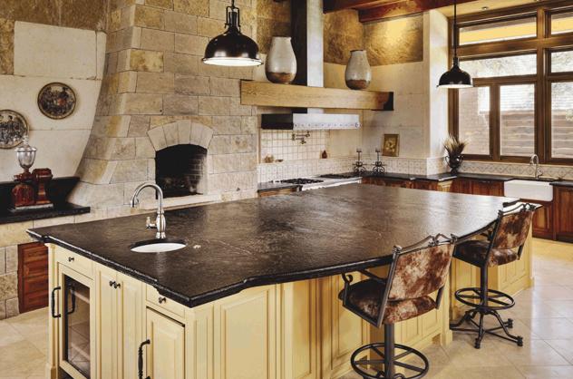Granite and soapstone comparison sd flooring center and for Soapstone countertops price per square foot