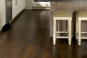 Ark Floors: Hickory Espresso Illusions