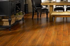 Ark Floors: Hickory Mocha Illusions