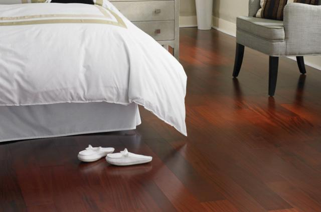 Ark Floors: African Mahogany