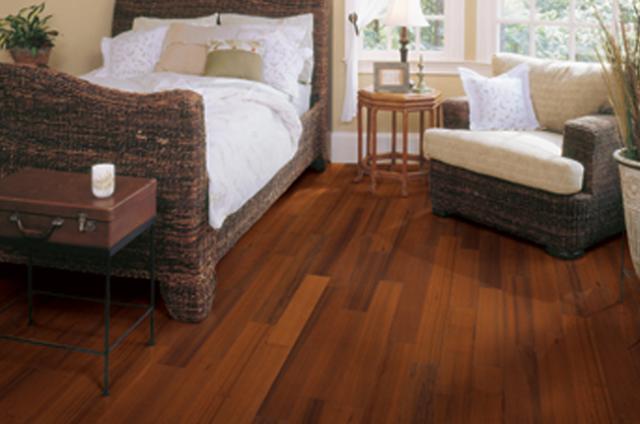 Ark Floors: Brown Heart