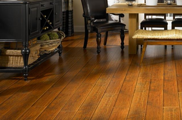 Ark Floors: Hickory Mocha Illusions
