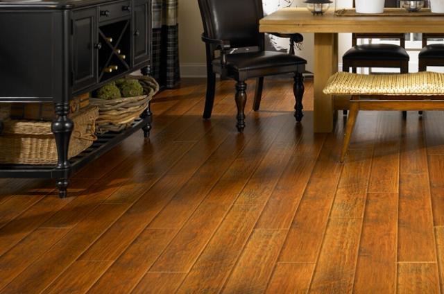 ... Ark Floors: Hickory Mocha Illusions ...