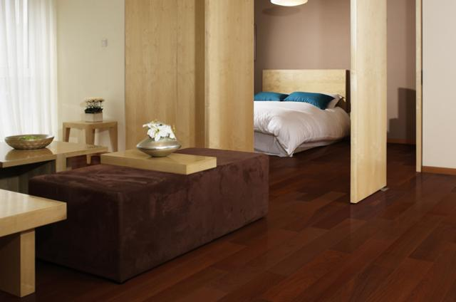 Ark Floors: Ipe