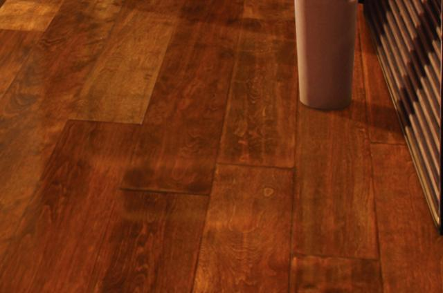 Ark Floors: Maple Brown Sugar