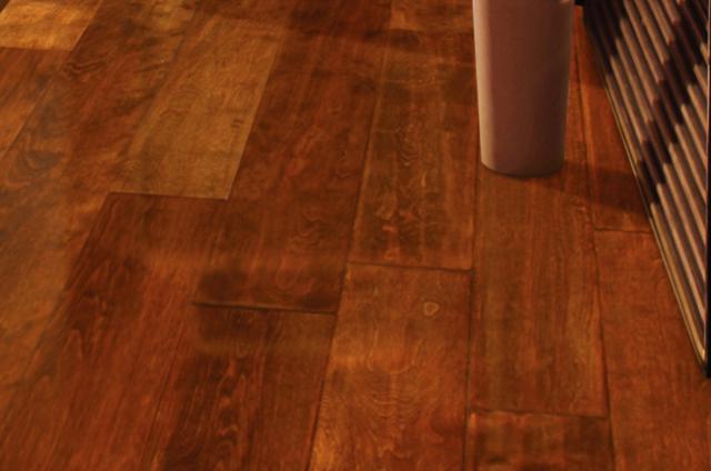 Great ... Ark Floors: Maple Brown Sugar