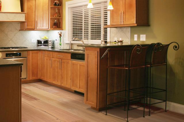 Bamboo Flooring Style 4