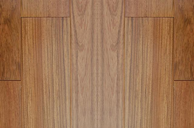 Elegance Exotic Wood Flooring: Brazilian Cheery Natural