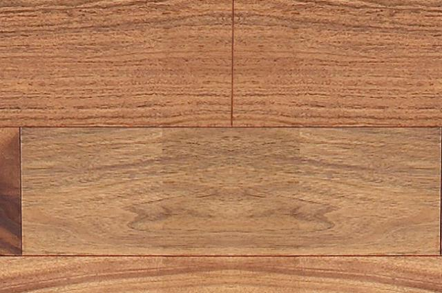 Elegance Exotic Wood Flooring: Brazilian Tiger