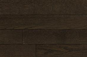 Lauzon: Dark Red Oak - Oxford Gray