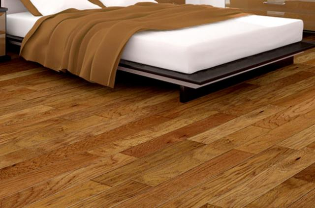 Max Windsor Floors: Golden Hickory