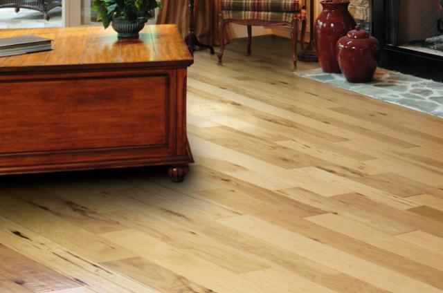Urban Floor: Hickory Tumbleweed