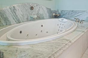 Tile & Stone: Granite Tub