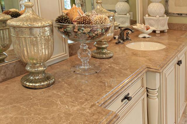 Tile & Stone: Bathroom Vanity Top