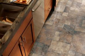 Shaw Laminate: Weathered Way - Euro Terracotta