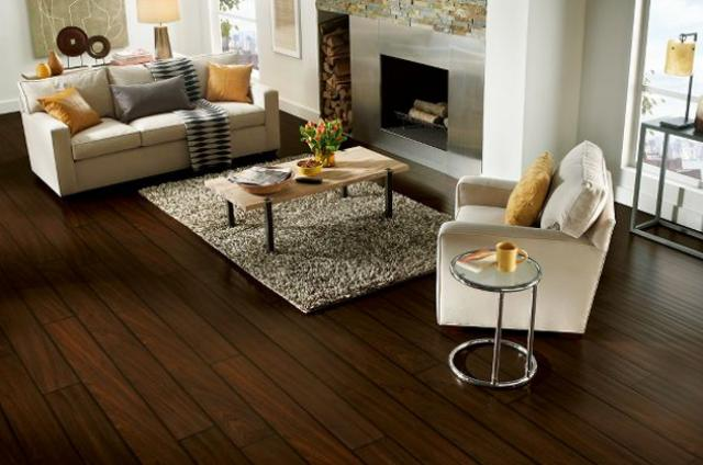 Shaw Laminate: Barrel Oak