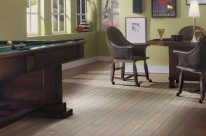 Shaw Laminate: Bordeax Walnut