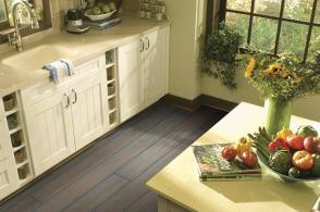 Shaw Laminate: Bourbon Walnut