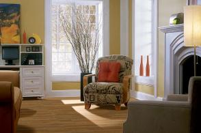 Shaw Laminate: Bryce Canyon Maple