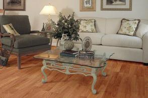 Shaw Laminate: Crater Lake Oak