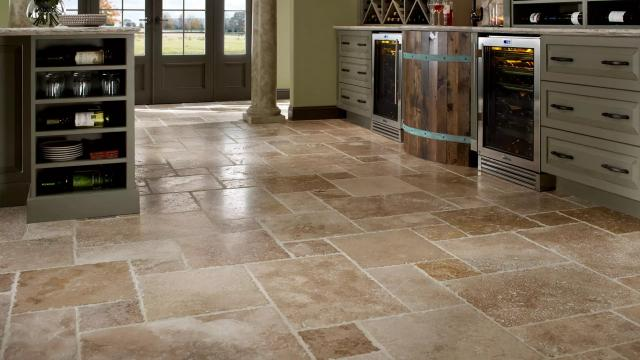 Warm Walnut Floor & Wall Tile