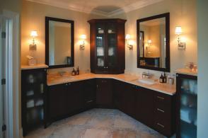 Corner Cabinet Style 3