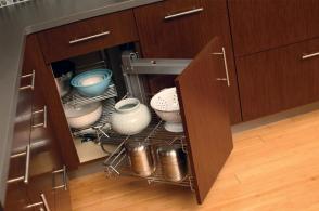 Corner Cabinet Style 4