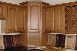 Corner Cabinet Style 6