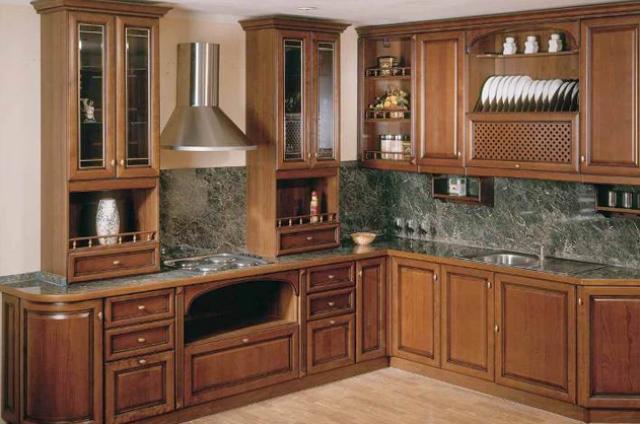 Corner Cabinet Style 5