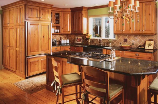 Kitchen Cabinet Style 2