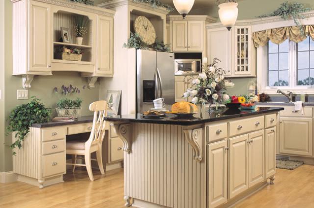Kitchen Cabinet Style 7