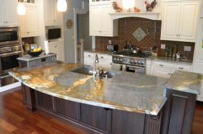 Granite Countertop Style 4