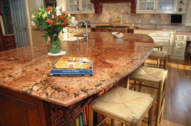 Granite Countertop Style 2