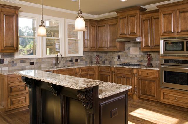Granite Countertop Style 3