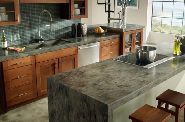 Soapstone Countertops SD Flooring Center and Design : 640Soapstone Countertop Style 2 from sdflooringcenteranddesign.com size 640 x 424 jpeg 40kB