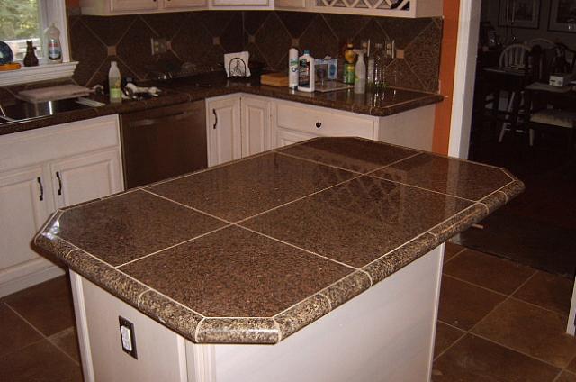 Tile Countertop Style 5