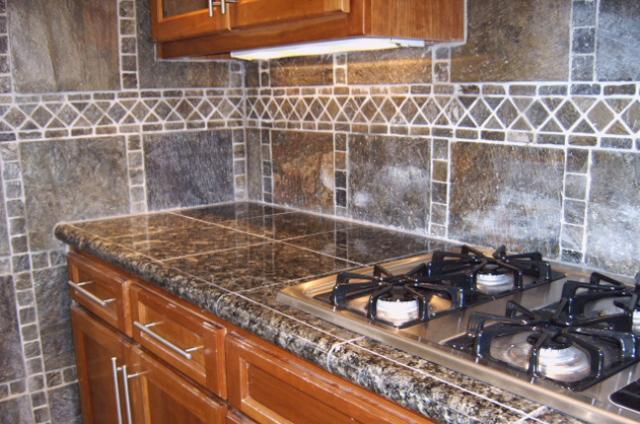 Tile Countertop Style 6