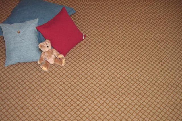 Catalina Wool Carpet: Bel Air