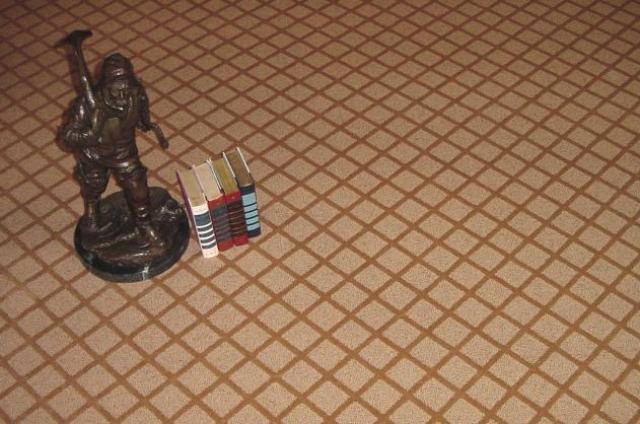 Catalina Wool Carpet: Del Mar