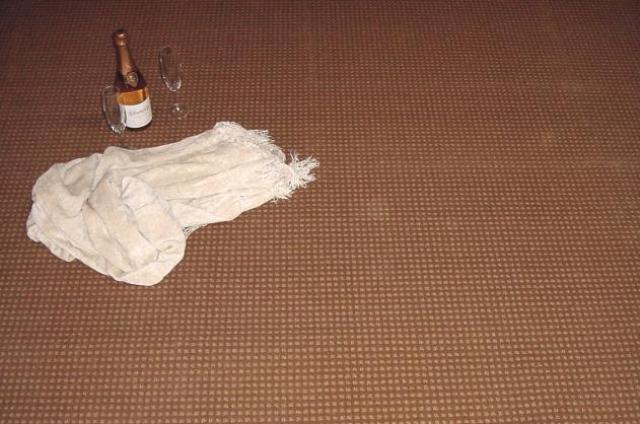 Catalina Wool Carpet: Pelican Hill